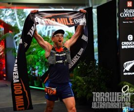 Altra Elite Jeff Browning Sets Course Record at Tarawera Ultramarathon in New Zealand