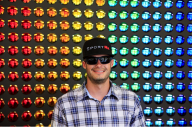 SportRx Enters Baseball Hall of Fame through Joe Kelly's Glasses of the Boston Red Sox