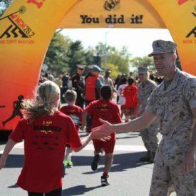Marine Corps Marathon Announces Healthy School Award Winners
