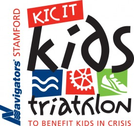 MarcUS for Change Signs on as Lead Sponsor of Navigators Stamford KIC IT Kids Triathlon