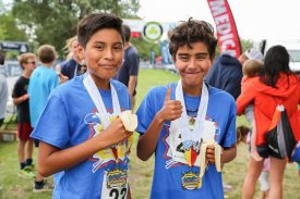 Kids Day at the Boston Triathlon Introduces Youth to MultiSport Events