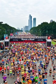 """Travelers Partners With Rock 'n' Roll Marathon Series and Asks """"What Drives Runners?"""""""
