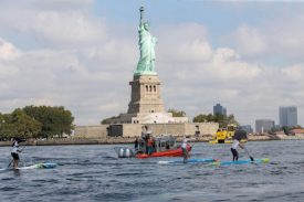 The APP Wraps Up A Week Of Incredible SUP Experiences In New York