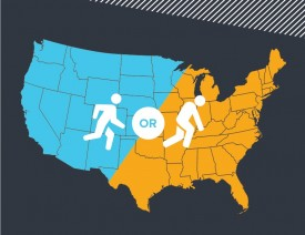 Where Are America's Laziest States? Hint: It's Not Where You Think