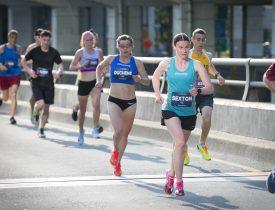 An Inspired Leslie Sexton to Race Scotiabank Toronto Waterfront Marathon