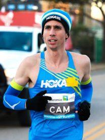 Cam Levins To Make Marathon Debut at Scotiabank Toronto Waterfront Marathon
