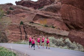 Gildan Esprit de She Hosts the First Female-Focused Fitness and Concert Event at Red Rocks Amphitheatre on Saturday, October 22nd