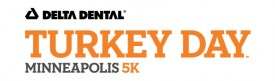 Get Ready to Burn the Bird: 26th Annual Delta Dental Turkey Day 5K Set for Thanksgiving Day