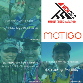 Marine Corps Marathon Expands Partnership With Motigo To Include New Technology and Events