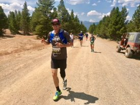 Altra Elite Athlete Dave Mackey Is First Leg Amputee Athlete To Complete Grueling Leadville Race Series