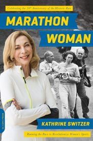 Kathrine Switzer's Best-Selling Memoir Optioned for Theatrical Feature Film Adaptation