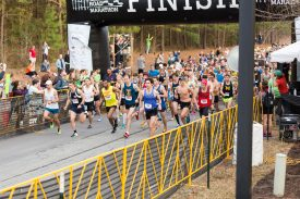 Altra Signs as Title Sponsor of Tobacco Road Half Marathon