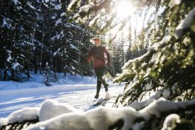 Salomon and Runner's World Partner to Empower Winter Runners