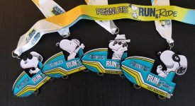 Run & Ride Race Series Brings the Peanuts Gang to the Start Line