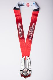 Route 66 Marathon Reveals Iconic 2019 Finisher's Medal