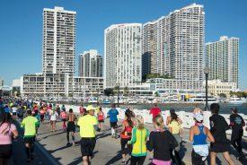 NFL Stars to Take on Long Distance Running Challenge at the 2019 Fitbit Miami Marathon and Half Marathon