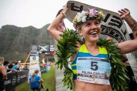 Three days to XTERRA Trail Run Worlds on Hawaiian Island of Oahu