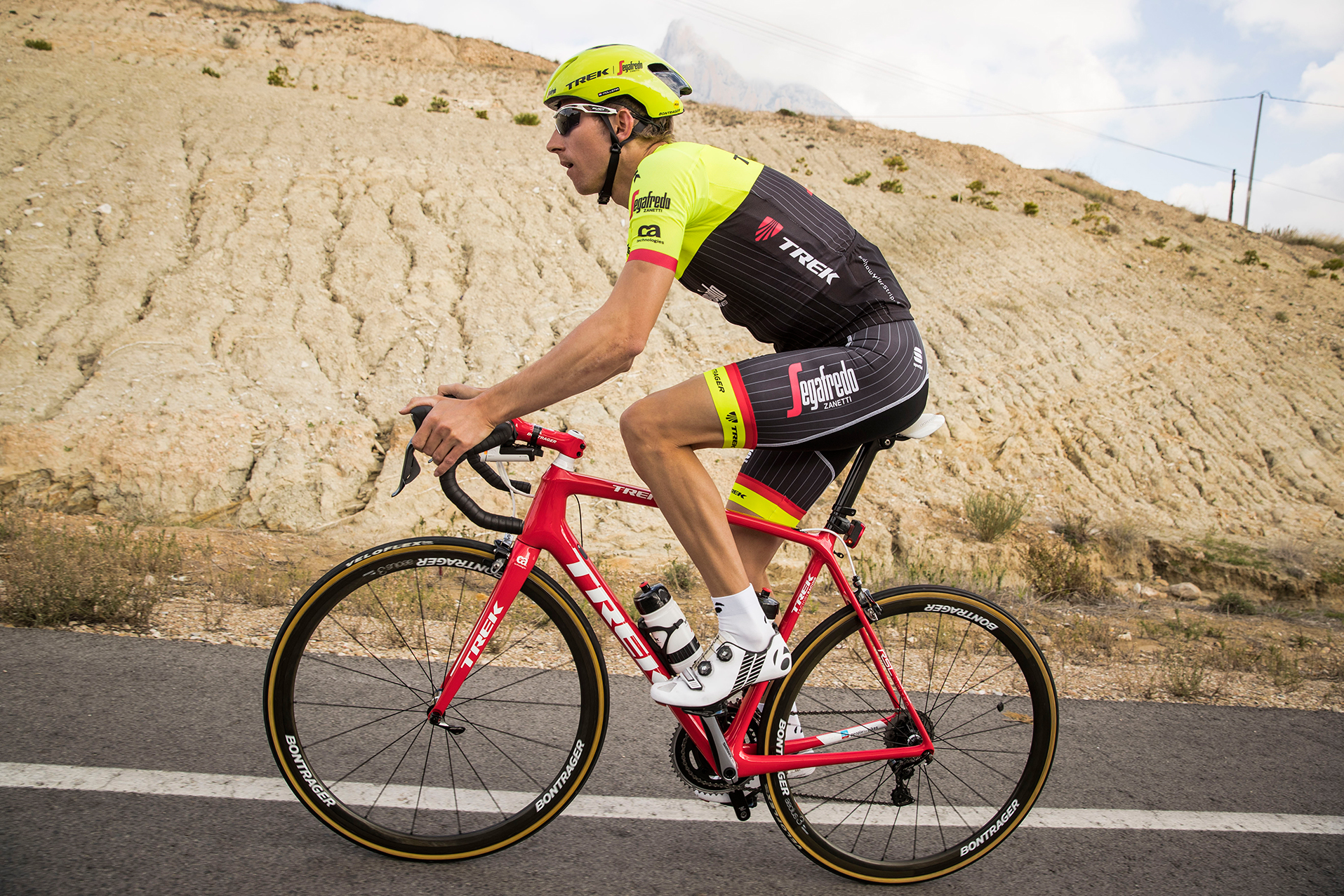 27bf533a6a Rudy Project Partners with Trek-Segafredo Pro Cycling Team for Performance  Eyewear