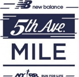 New Balance 5th Avenue Mile to Feature Olympians and Runners of All Ages and Abilities on Saturday, September 3