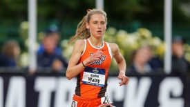 Bowling Green's Rachel Walny signs agency contract with Elite Runner Management