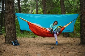 Celebrate National Hammock Day With Kammok and Take the Pledge to Sleep Off the Ground