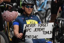 TAPS Selected as Beneficiary for 2019 Armed Forces Cycling Classic Challenge Ride