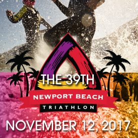 The Newport Beach Triathlon Celebrates 39 Years of History