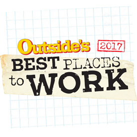 Nuun® Recognized in Outside's Best Places to Work 2017