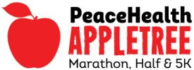 PeaceHealth announced as Title Sponsor for the 2nd Annual PeaceHealth AppleTree Marathon Festival