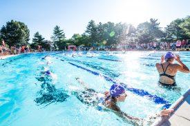 DelMoSports' Inaugural Hand & Stone Women's Philadelphia Triathlon is a Smash Success