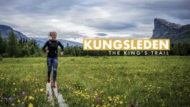 "Salomon TV Debuts Emelie Forsberg In ""Kungsleden"""
