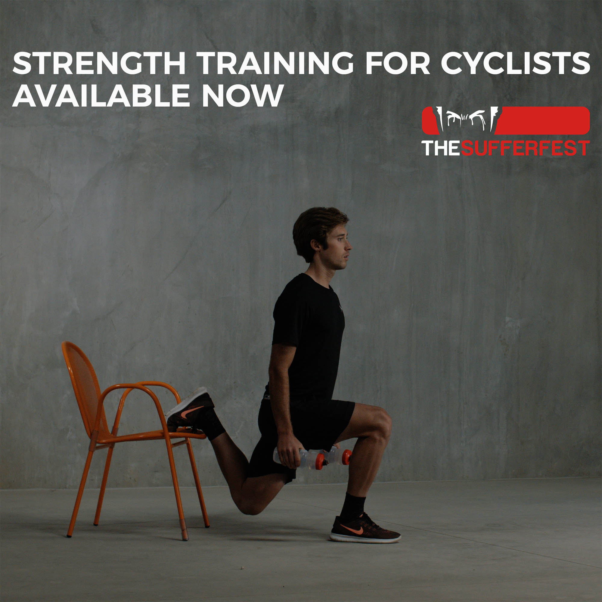 Strength Training For Cycling: The Sufferfest Releases New Strength Training For Cyclists