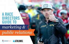 ChronoTrack Releases Race Directors' Guide to Marketing & Public Relations