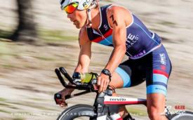 XRCEL® Sponsors Professional Triathlete and Coach Scott DeFilippis