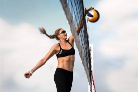 ROKA Partners with p1440 for Unprecedented Beach Volleyball Event Series, p1440, Launched by Three-Time Gold Medalist Kerri Walsh Jennings