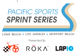 Pacific Sports Names Lapio Official Timing Sponsor of Sprint Triathlon Series