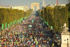 Sports Tours International Invites Runners to Back-to-Back April 2019 Marathons in Rome and Paris