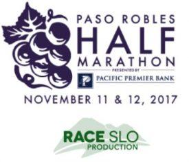 Heritage Oaks Bank Fun Run & Harvest Half Marathon Launch Pacific Premier Bank Paso Robles Half Marathon