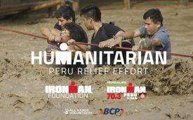 The IRONMAN Foundation to Help Rebuild Schools in Flood-Ravaged Peru