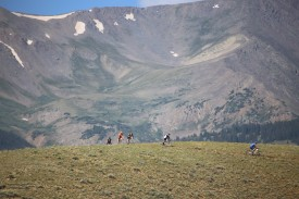 Stage Is Set For Legendary Blueprint for Athletes Leadville Trail 100 Mountain Bike Race on Saturday, August 13