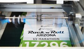Rock 'n' Roll Marathon Series and Sportstats choose race|result bibs and timing technology