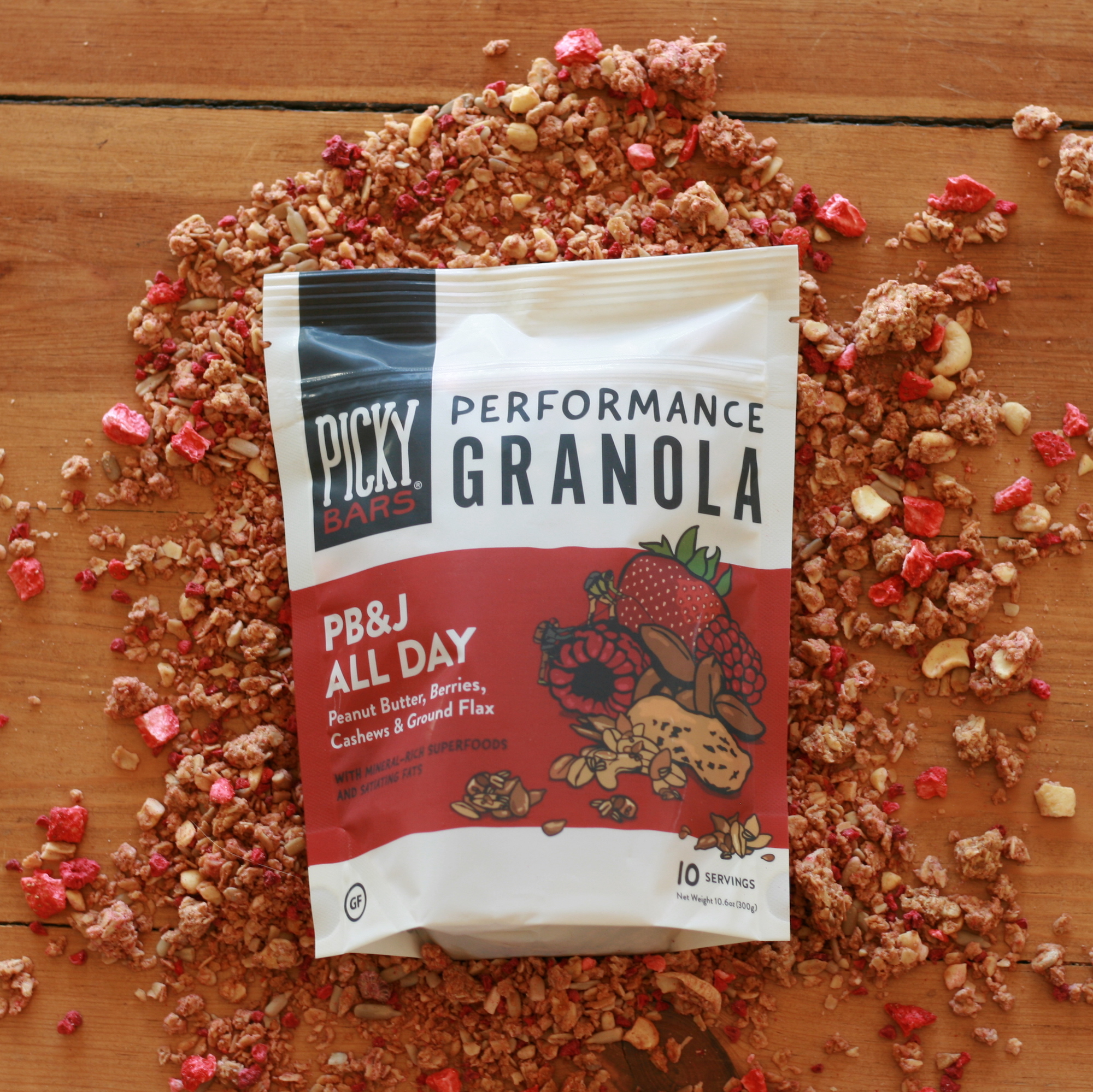 Picky Bars Launches New Performance Granola Endurance Sports Wire