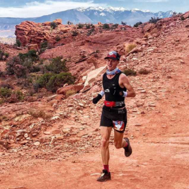 Altra Elite Kyle Pietari Wins Dead Horse 50 Mile Trail Race, Sets New Course Record