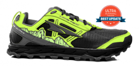 "Altra's Lone Peak 4 Wins ""Best Update"" From UltraRunning Magazine"