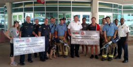 Madison First Responders to Receive Critical Life-Saving Equipment from The IRONMAN Foundation and Firehouse Subs Public Safety Foundation