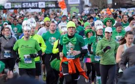 Shamrock Run to Feature 9 New Things in 2019