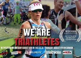 First-Ever Feature-Length Film Featuring Triathlon to Hit Cinemas Globally On August 8