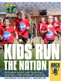 RRCA Launches Updated  Kids Run the Nation Program Guide