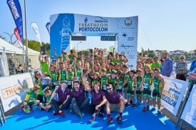 Spirit Delivers Successful Series Opener at International Triathlon Portocolom, Mallorca