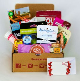 The RunnerBox and Another Mother Runner Release Limited Valentine's Day Box Which Sells-Out at Record Breaking Pace